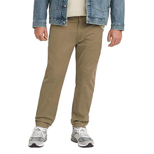 Levi's Men's XXStandard Tapered Chino Pants, Cougar-Stretch Twill, 58W X 32L image 1