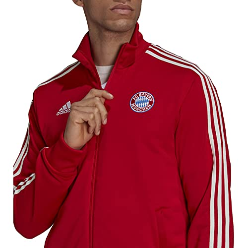 adidas FC Bayern 2021-22 3-Stripes Track Top (FCB True Red, Medium) image https://images.buyr.com/OV18L7E_CBFF611E2632A8927E2E33D7E687B1810A16AA91D943393CF5A8FFAE2ABBEC92-oEjbQMTLNS9z5ShTYwS48Q.jpg1