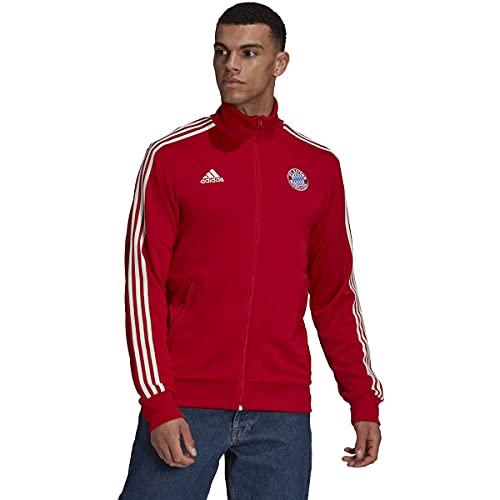 adidas FC Bayern 2021-22 3-Stripes Track Top (FCB True Red, Medium) image https://images.buyr.com/OV18L7E_CBFF611E2632A8927E2E33D7E687B1810A16AA91D943393CF5A8FFAE2ABBEC92-qmafzttTR5w4bz97CEhNCg.jpg1