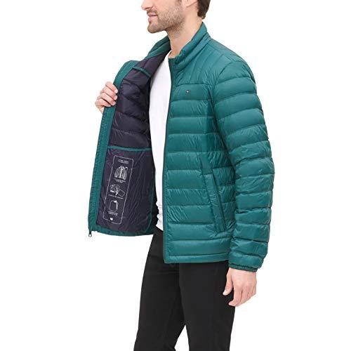 Tommy Hilfiger Men's Packable Down Puffer Jacket, Bottle Green, Medium image https://images.buyr.com/OV18L7E_CC94DC6408F7B54F960FE22B2FB820AB6F78A26C42853F8662C5B9498112BBC3-Z3OFa7nU92z-mEWGqQPO-g.jpg1