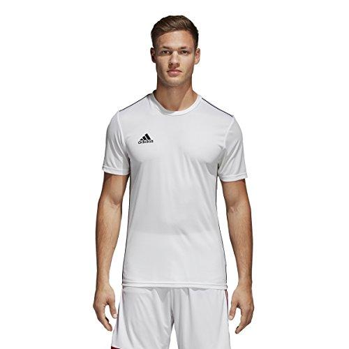 Buyr.com   Jerseys   adidas Men's Core 18 Training Jersey, White ...