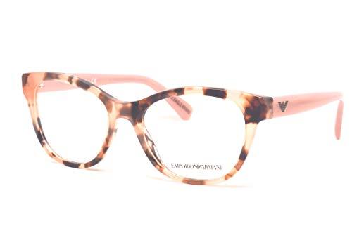 Emporio Armani EA 3162 Pink Havana 52/18/140 women Eyewear Frame image 1