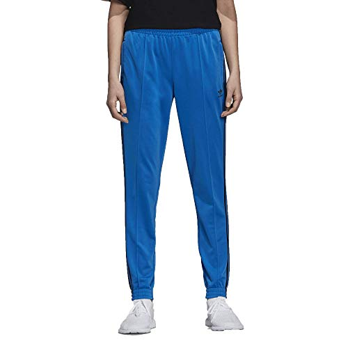 adidas Originals Athletic Women's Track Pants Bright Royal/Black dh4207 (Size S) image 1