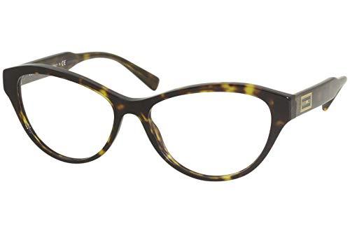 Versace VE3276 Eyeglass Frames 108-52 - Dark VE3276-108-52 image 1
