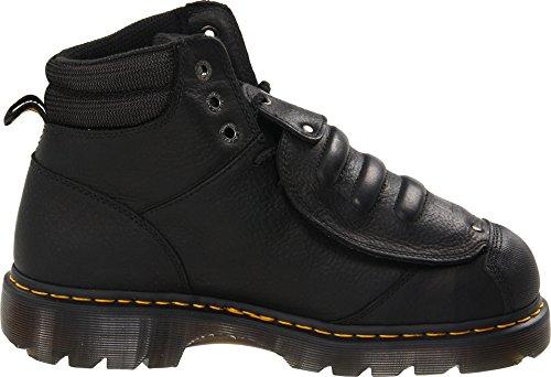 Dr. Martens, Men's Ironbridge Met Guard Heavy Industry Boots, Black, 9 M US image 3