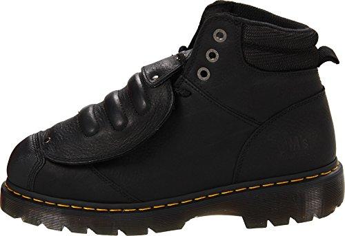 Dr. Martens, Men's Ironbridge Met Guard Heavy Industry Boots, Black, 9 M US image 2