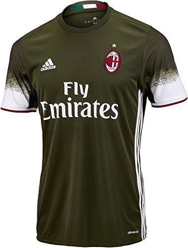adidas AC Milan 3rd 16/17 Jersey (Medium) image 1