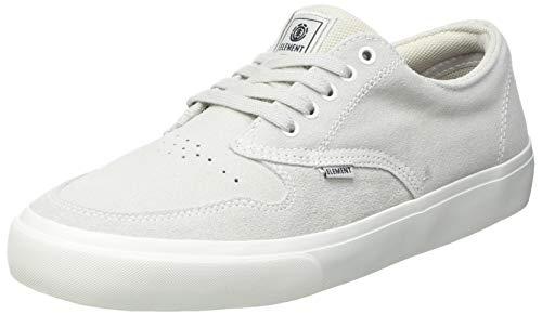 Element Unisex Sneaker, Washed White, 9 US Men image 1