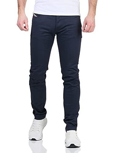 Diesel - SlimSkinny Fit Jeans - Troxer Dark Blue, Size:30 W (W30) image 1