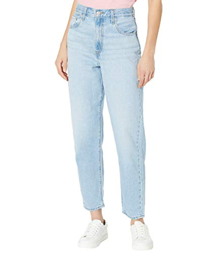 Levi's Women's Premium High Loose Taper Jeans, Way Out Tencel, 31 image 1
