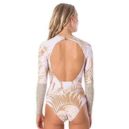 Rip Curl Womens Paradise Cove Surf Suit - Lilac - Composition : 85% Polyamide 15% Elastane - Good Coverage. Logo Trim image https://images.buyr.com/OV18L7E_E1DA5630F65A1D1631B20BFB8E3F21D63F36FD5E6566BFCBE7BA5491C0CF170C-NUUQfwlhLTmIc8bopaM5Lw.jpg1