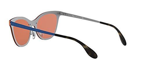 Ray-Ban Women's RB3580N Steel Cat-Eye Sunglasses, Brushed Blue/Dark Orange Gold Mirror, 58 mm image https://images.buyr.com/OV18L7E_E570EBA361B0B7FEB5BD3A007BAE66F717EDC96315391F188F0ECC507E296E14-EisUJmeNwiZ7hq7TJ3-U-g.jpg1