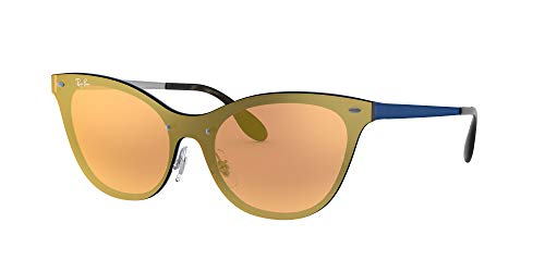 Ray-Ban Women's RB3580N Steel Cat-Eye Sunglasses, Brushed Blue/Dark Orange Gold Mirror, 58 mm image https://images.buyr.com/OV18L7E_E570EBA361B0B7FEB5BD3A007BAE66F717EDC96315391F188F0ECC507E296E14-sVMow_ed-Iml9wHlKfB6dg.jpg1