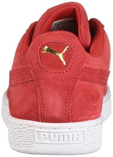PUMA Suede Classic Sneaker,High Risk Red/White,4.5 M US Men's image https://images.buyr.com/OV18L7E_E769C845B96CC59E1500FFCCF3B0A9ECAC5C28D7601B9652B239460A1D61C145-3lZNcwEqZNbAImZEVHL1yw.jpg1
