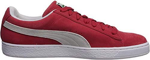PUMA Suede Classic Sneaker,High Risk Red/White,4.5 M US Men's image https://images.buyr.com/OV18L7E_E769C845B96CC59E1500FFCCF3B0A9ECAC5C28D7601B9652B239460A1D61C145-8Ub39JyKUxJfIW9HXcNPuw.jpg1