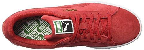 PUMA Suede Classic Sneaker,High Risk Red/White,4.5 M US Men's image https://images.buyr.com/OV18L7E_E769C845B96CC59E1500FFCCF3B0A9ECAC5C28D7601B9652B239460A1D61C145-capCLOOqbbBmX9fbEbhHVQ.jpg1