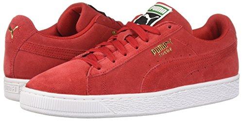 PUMA Suede Classic Sneaker,High Risk Red/White,4.5 M US Men's image https://images.buyr.com/OV18L7E_E769C845B96CC59E1500FFCCF3B0A9ECAC5C28D7601B9652B239460A1D61C145-s8-MPPS6IvBIQKeLEetYaQ.jpg1
