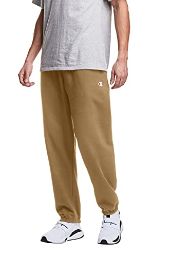 Champion Men's Reverse Weave Pants, Whole Wheat Khaki-Y06146, 2X Large image 1