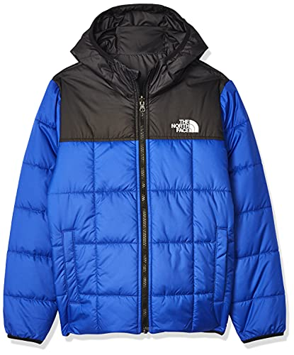 The North Face Boys' Reversible Perrito Jacket, TNF Blue, M image 1