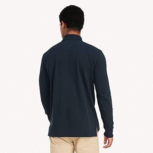 Tommy Hilfiger Men's Regular Long Sleeve Polo Shirt in Classic Fit, Sky Captain Th, Medium image https://images.buyr.com/OV18L7E_EADF71740477019A44E947AD78CE3AE6FCD78A253C05770CD9A36824833EE502-C-yAFZh_Wt2WFYFEvW5_lA.jpg1
