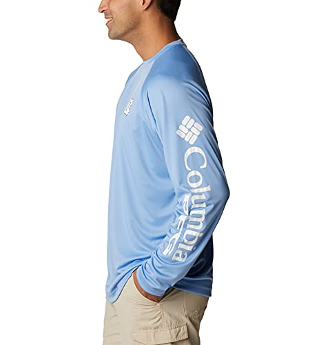 NCAA North Carolina Tar Heels Men's Terminal Tackle Long Sleeve Shirt, 6X Big, NC - White Cap/White image https://images.buyr.com/OV18L7E_ECB9E849DCF8BDFF688726FB22BC189ECAEE96A3F1FAF442361D1D2D7CF65EB7-mqFY-rlWH9xiH_rdRwCgcA.jpg1