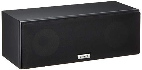 ONKYO Center Speaker System D-109XC (B) (Black) image 1