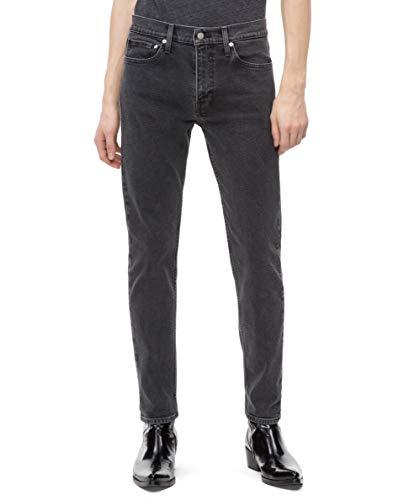 Calvin Klein Men's Slim Fit Jeans, Atlanta Grey, 38W x 32L image 1