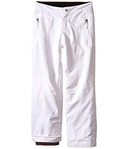 Obermeyer Girls' Elsie Pant White Small image 1