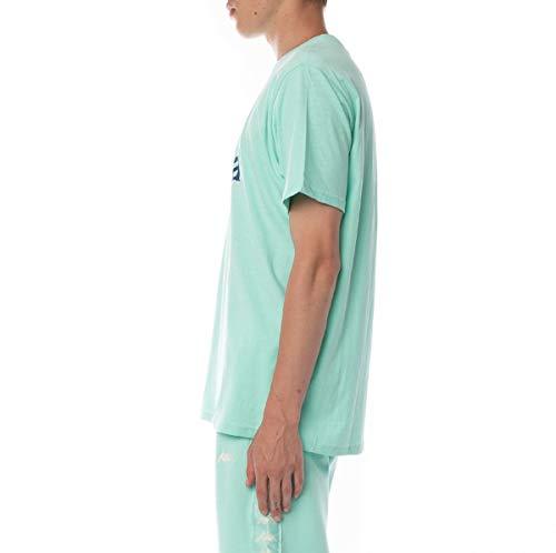 Kappa Men's Authentic Estessi T-Shirt, Green Aqua Blue, XX-Large image https://images.buyr.com/OV18L7E_F9ACE8238CFCCDDF1D1C1981EC2C6E2C20EEF8CBF77CBC0262A2514C9690C2E4-fSdIZHvTSAy9XlDMFsTWuA.jpg1