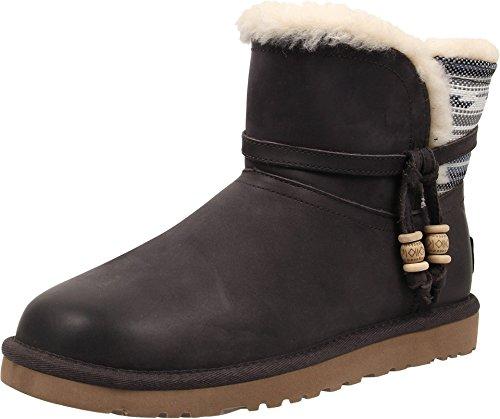UGG Women's Auburn Serape Boot,Charcoal,US 6 M image 1