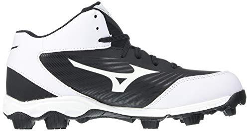 Mizuno Baseball Cleat Baseball Shoe, Black/White, 4.5 Big Kid US image https://images.buyr.com/OV18L7E_FD1E87D57AA4BEA9975720446963DF976C96E7402E071A6E67C5813355608A48-kTq1pUpFgLOKARcckITNBw.jpg1