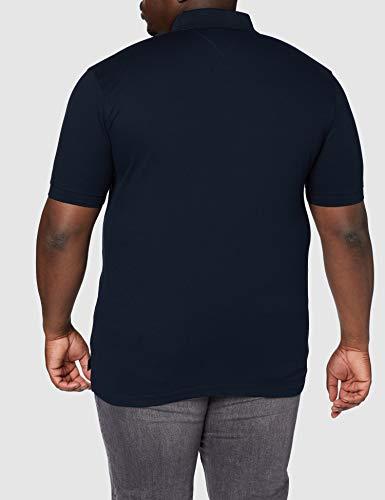 Tommy Hilfiger Men's Core Knitted Pique Polo Shirt, Navy Xx-Large Navy image https://images.buyr.com/OV18L7E_FDA990C076C621FB4A2C5E691AEF6DEB7E95B284E0478BE393D9F7093A5B3258-AYQBJ4cmsMaKTj71OFLi_g.jpg1