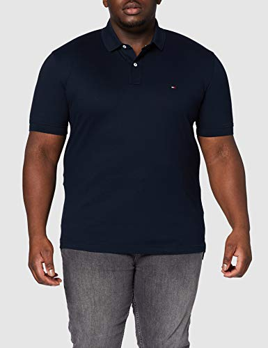 Tommy Hilfiger Men's Core Knitted Pique Polo Shirt, Navy Xx-Large Navy image https://images.buyr.com/OV18L7E_FDA990C076C621FB4A2C5E691AEF6DEB7E95B284E0478BE393D9F7093A5B3258-H9YcQ65icdKYzV0-FsDGWQ.jpg1