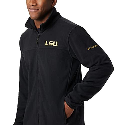 NCAA LSU Tigers Men's Collegiate Flanker III Fleece Jacket, XX-Large, LSU - Black image https://images.buyr.com/OV18L7E_FDB02F88F6D0DC0E4124104AD6444E5C6665FAEE0966297588B0861861134441-Wmlw1bcGLH8GUrGNK1xu3w.jpg1