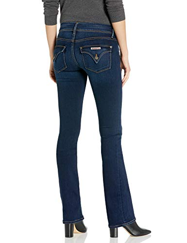 Hudson Jeans Women's Beth Midrise Baby Bootcut Flap Pocket Elysian Denim Jean, Corps, 24 image https://images.buyr.com/OgS4mt_gZHImUceUz8TT1g.jpg1