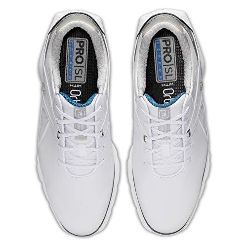 FootJoy Men's Pro/SL Carbon Golf Shoes, White, 10 W US image https://images.buyr.com/PD0J5Jn7mnfK4mYlY137QA.jpg1