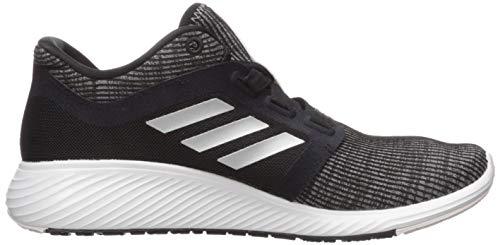 adidas Women's Edge Lux 3 Running Shoe, Black/Silver metallic/orchid tint, 6 M US image https://images.buyr.com/Prw37vZxGRDvnAlnv5-8Rw.jpg1