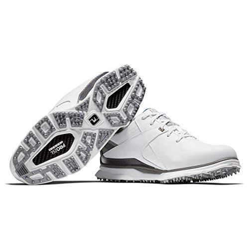 FootJoy Men's Pro/SL Carbon Golf Shoes, White, 10 W US image https://images.buyr.com/Pzmx6gApjvmmsEDuNnaKfA.jpg1