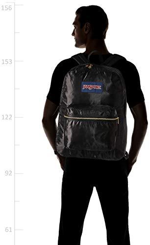 JanSport High Stakes Backpack, Black/Gold image https://images.buyr.com/QWgy0EnB792v6ij9NeOtFg.jpg1