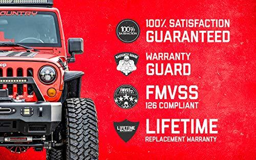 "Rough Country 2.5"" Lift Kit (fits) 1997-2006 Jeep Wrangler TJ | 6CYL | X-Series | N3 Shocks | Suspension System | 61220 image https://images.buyr.com/Qh-g7skvGdh8EeRRKVxYeQ.jpg1"