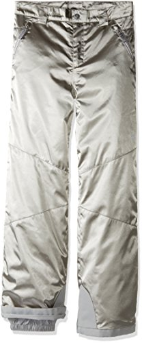 Spyder Girls Thrill Pants, Size 14, Silver/Silver image 1