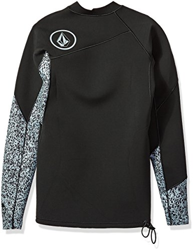Volcom Mens Neo Revo Wetsuit Jacket