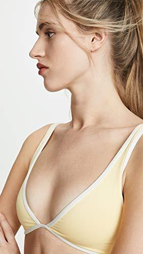 LSpace Women's Mickee Bikini Top, Daisy, Yellow, Large image https://images.buyr.com/RPKopJkNyYn5E47gOgxaWw.jpg1