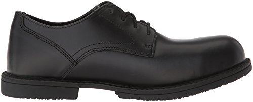 WOLVERINE Men's Bedford Steel-Toe Oxford SR Industrial Shoe, Black, 8 Extra Wide US image https://images.buyr.com/T1stPSyAejEBLwdlKqrDhQ.jpg1