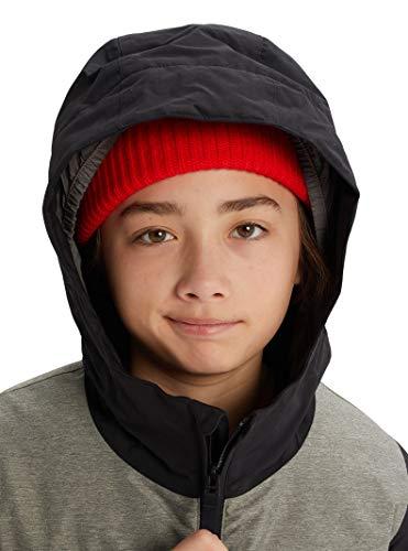 Burton Boys' Game Day Jacket, Bog Heather / True Black, Small image https://images.buyr.com/TAyfvW_onwAscnfE7xMI5g.jpg1