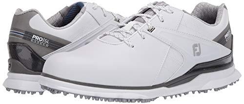 FootJoy Men's Pro/SL Carbon Golf Shoes, White, 10 W US image https://images.buyr.com/TG50Z9gdX-GqKnH6kzsOCw.jpg1