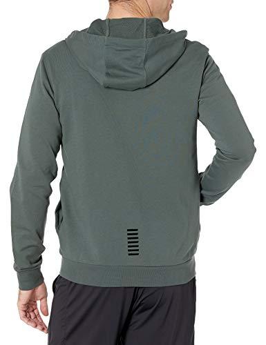 Emporio Armani EA7 Men's Long Sleeve Baby French Terry Zip up Jacket, Urban Chic, XX-Large image https://images.buyr.com/TS-j5UYo9s__TiSUs9j0og.jpg1