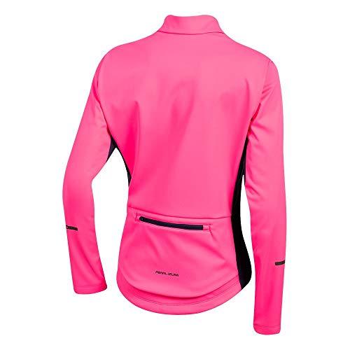 PEARL IZUMI Women's Quest AmFIB Jacket, Screaming Pink/Navy, Medium image https://images.buyr.com/Ufk-xc-irMUrdvPiVVX1Uw.jpg1