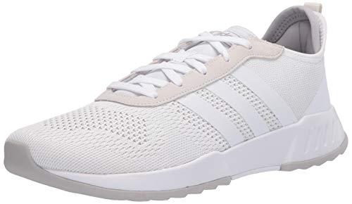 adidas Men's Phosphere Running Shoe, FTWR White/FTWR White/Grey, 6.5 M US image 1