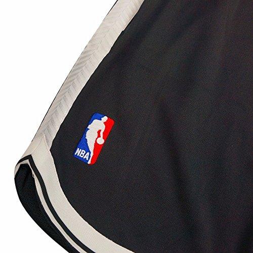 adidas Brooklyn Nets NBA Black Authentic On-Court Climacool Team Game Shorts for Men (XLT) image https://images.buyr.com/VbgJPbscLeAzVKsK84iHIg.jpg1